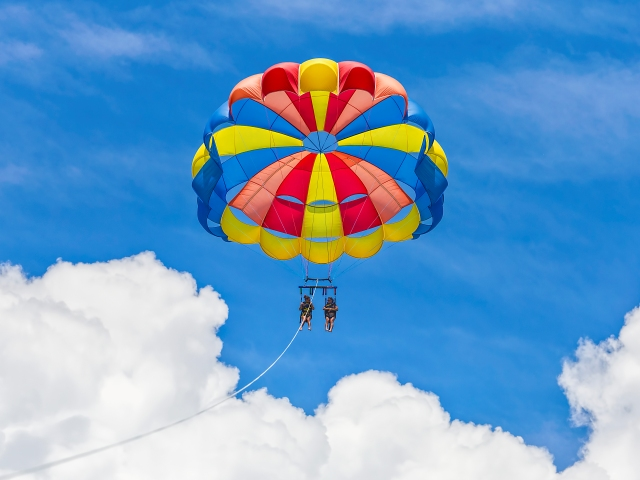 parasailing info in destin